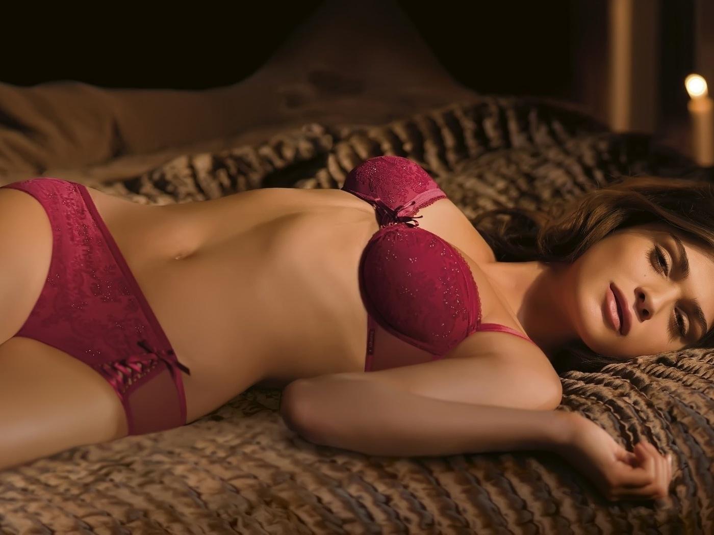 sleep cotton lingerie