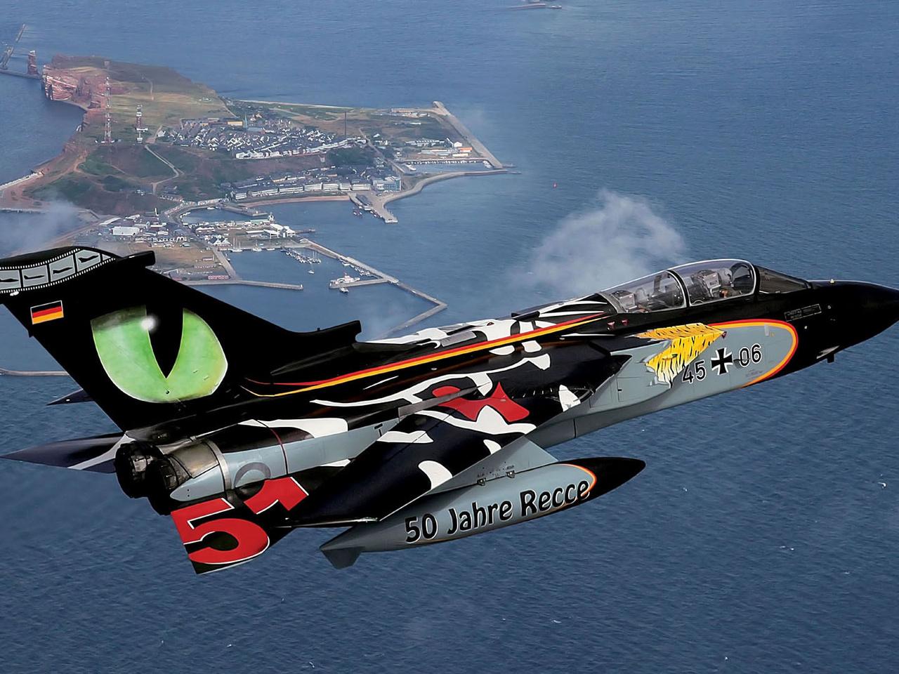 самолет, tornado, боевой, реактивный