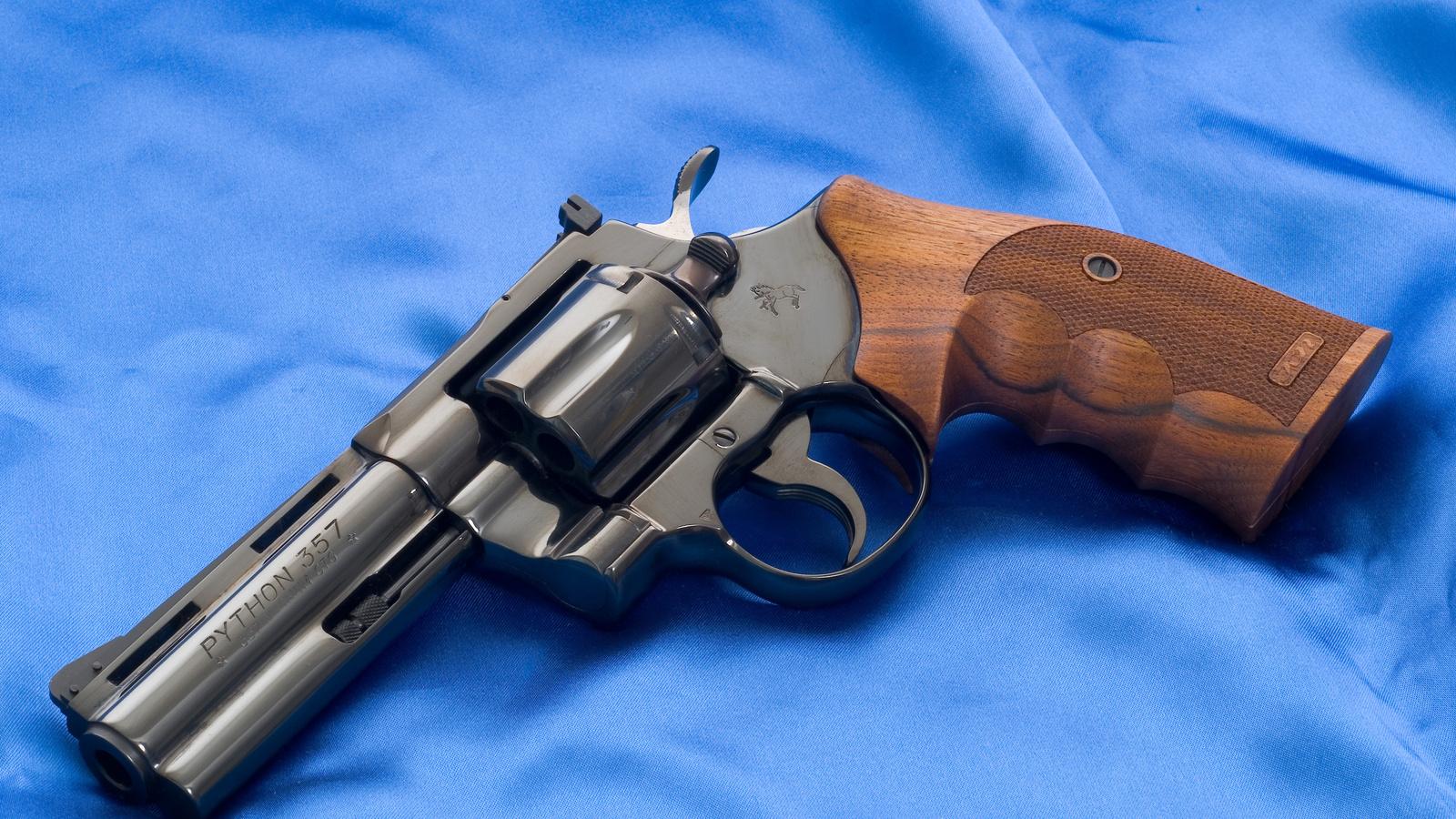 питон, фон, Colt, оружие, кольт, револьвер, обои, 4, python