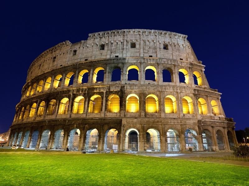 колизей, colosseum, италия, italy, амфитеатр