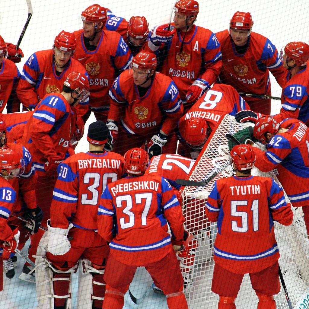 Женский хоккей россии