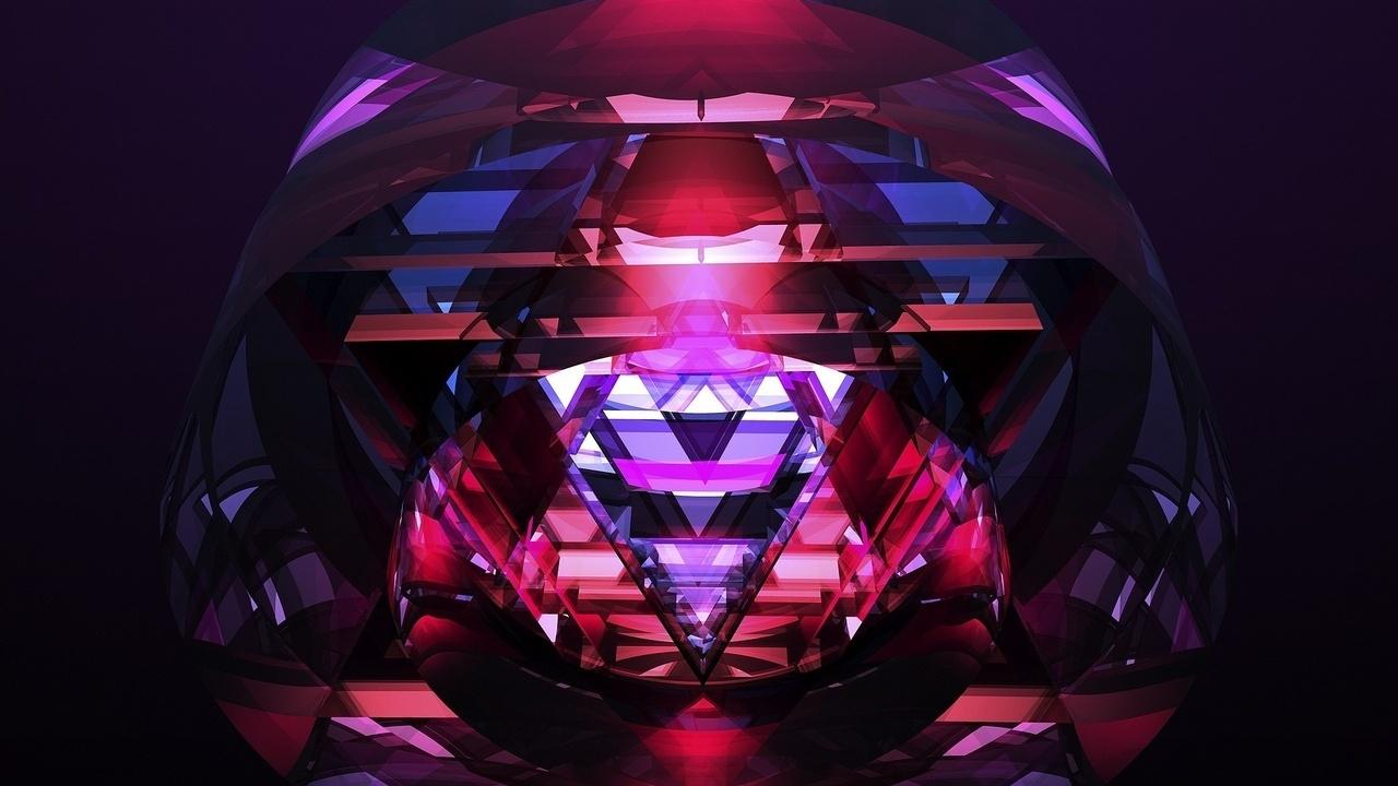 рендер, hq wallpaper, узор, Abstraction