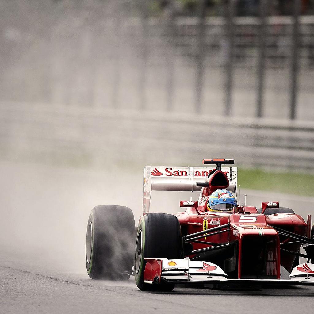 Alonso, формула-1, фернандо, алонсо, ferrari