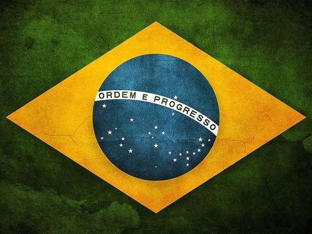 флаг, бразилия, Brazil