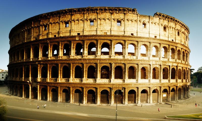 Colosseum, колизей, rome, архитектура, рим, италия, italy