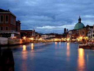 италия, italy, гранд-канал, canal grande, Venice, мост, венеция