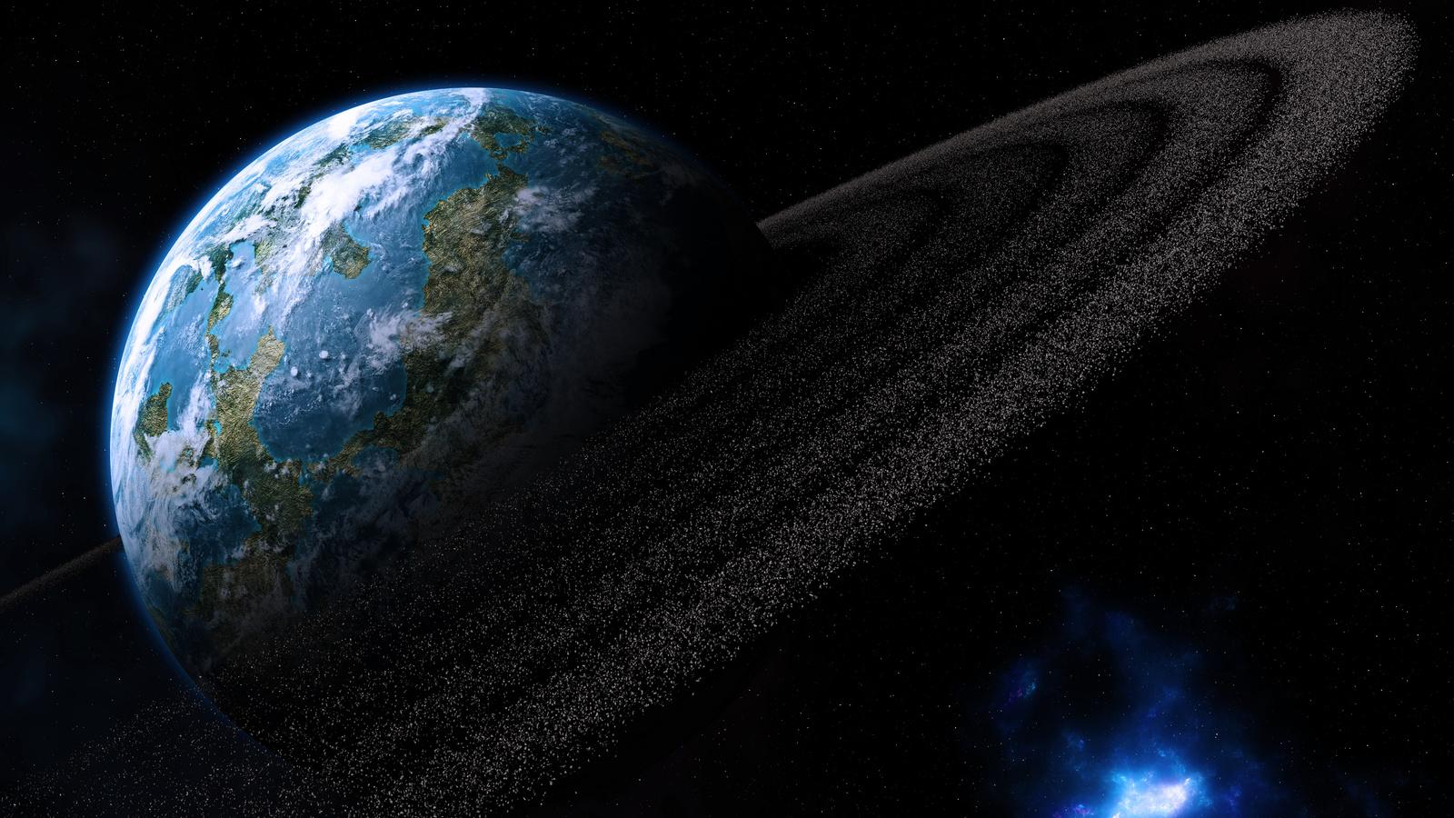 sci fi, asteroids, Planets, rocks, meteorites