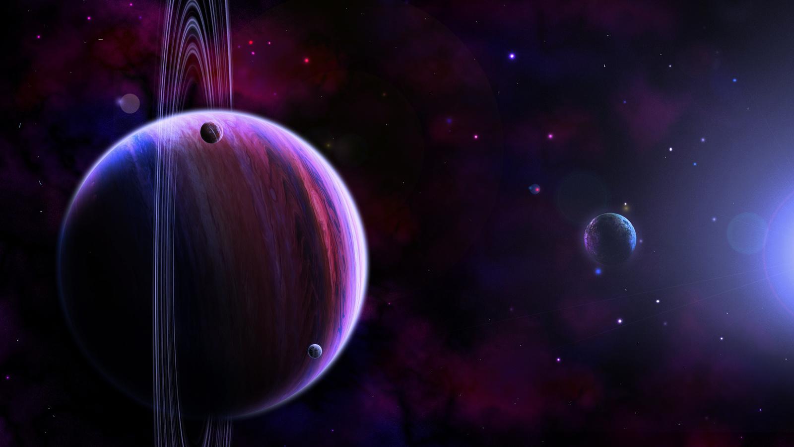 Космос, картинка, арт