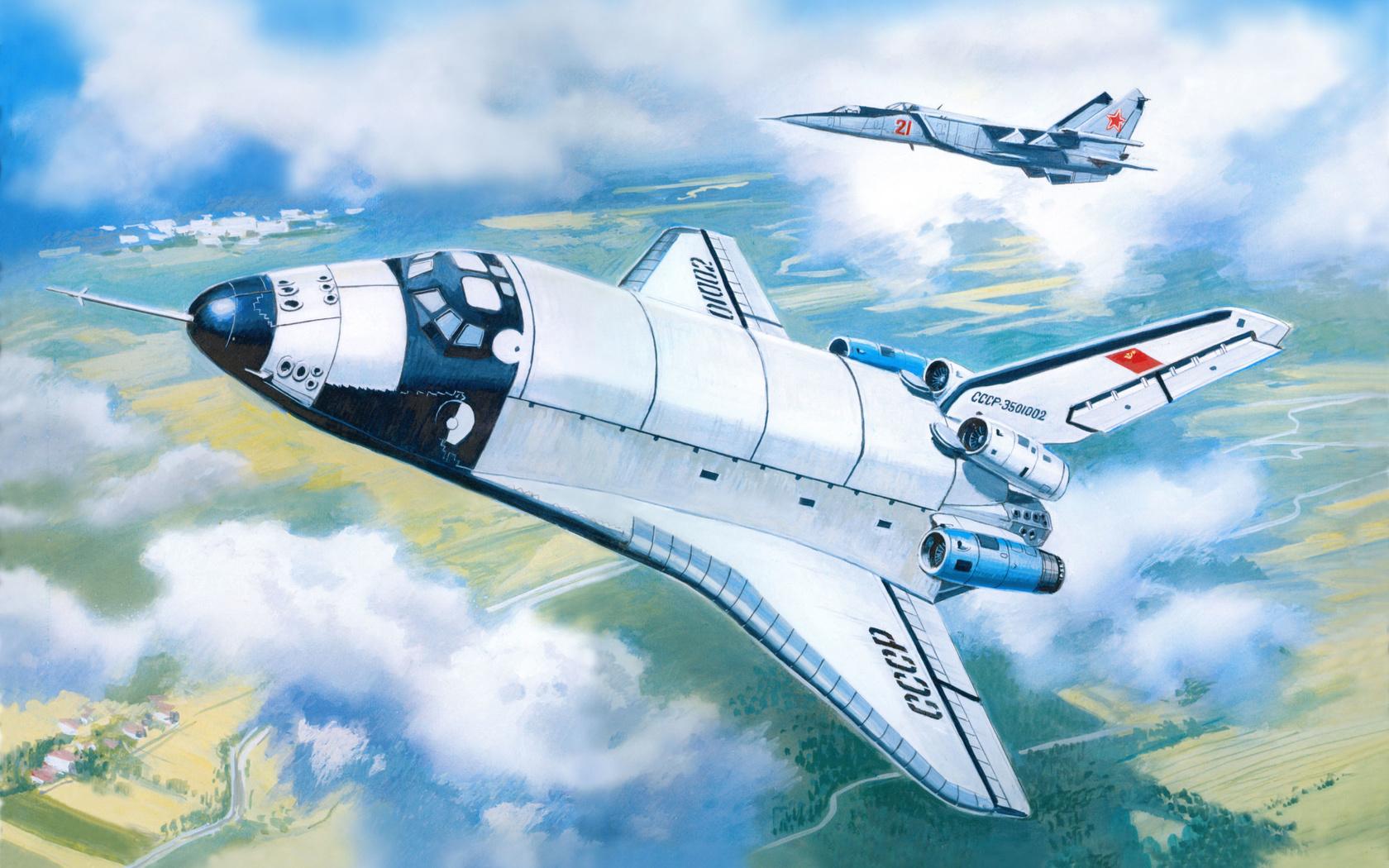 прототип, космический, Буран, bts-02, корабль, советский