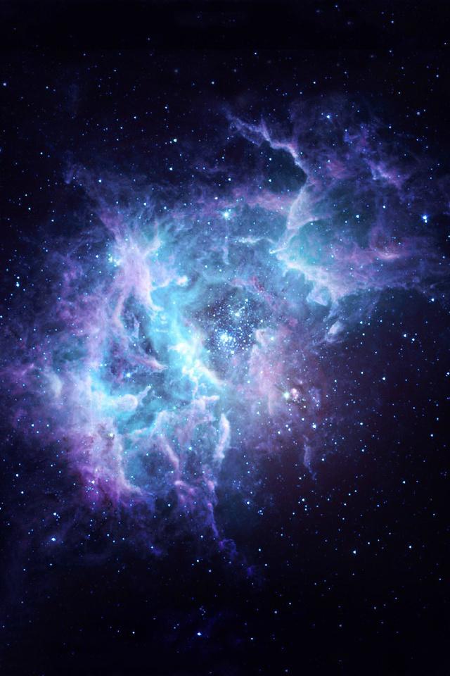 univers, Space, stars, nebula, cosmic nebula