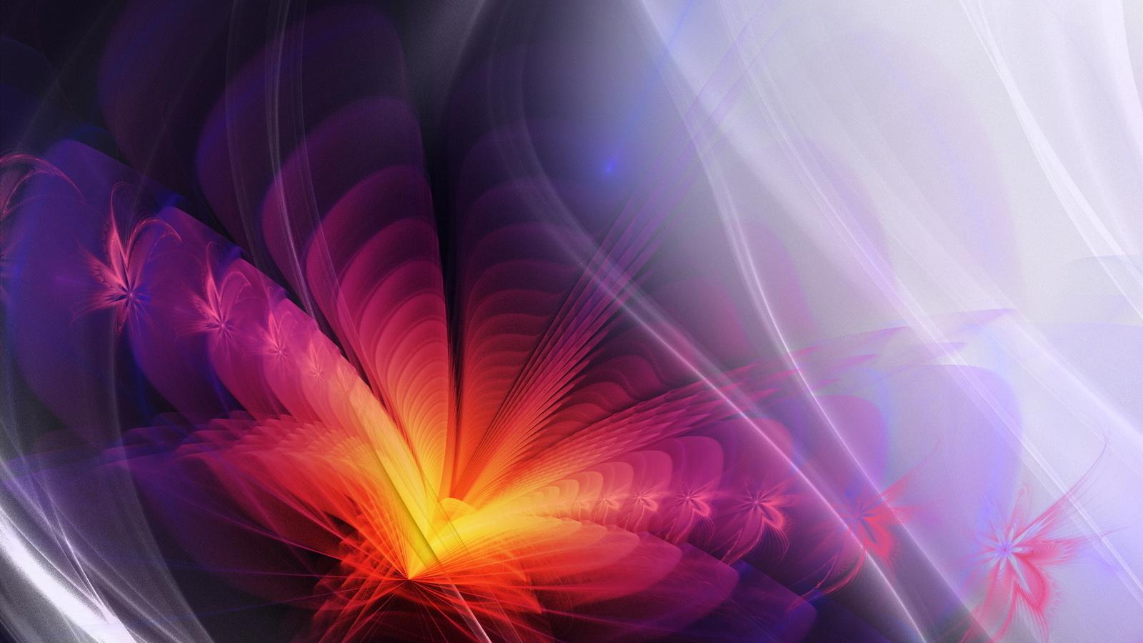 форма, абстракция, Цвет