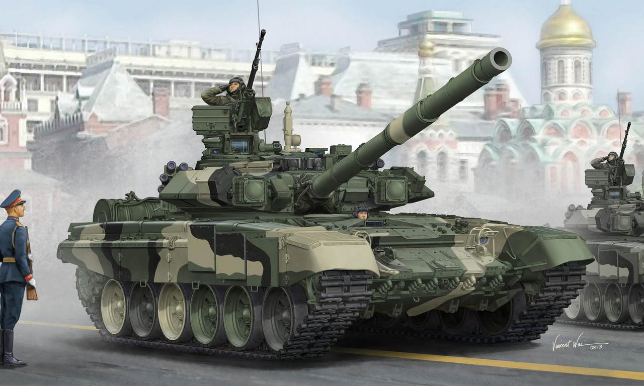125-мм, Арт, т-90а, российский, калибр, обт, танк