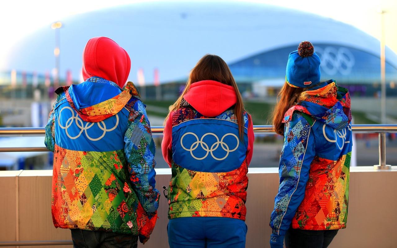 люди, олимпиада, символика, волонтёры, одежда, Сочи 2014