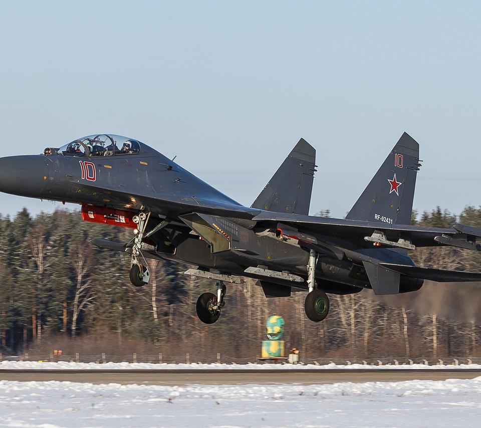 Су-35, реактивный, сверхманевренный, многоцелевой